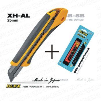 Olfa Sniccer 25mm. auto-lock XH-AL HBB