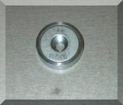D32/11,5/6x8 Neodym gyűrűbetétes POT mágnes