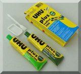 UHU Endfest 2 komponesű epoxy ragasztó ( nagy kiszerelés 163g.)
