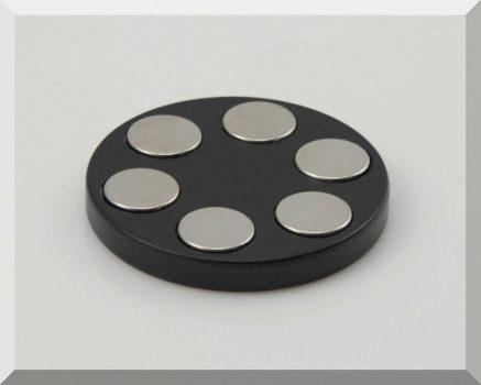 Rögzítő tappancs műanyag D48x7