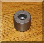 D25x20 mm. Furatos süllyesztett SmCo mágnes 300°C
