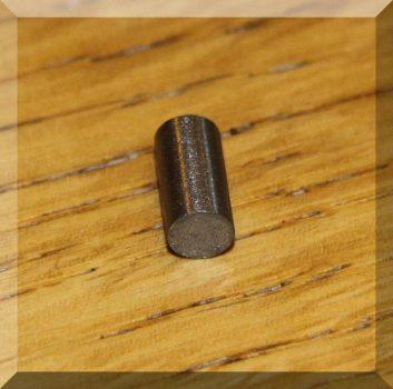 D5x10 mm. SmCo mágnes 300°C