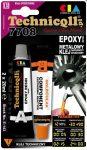 Technicoll Metal epoxy 2 komp. ragasztó E-143