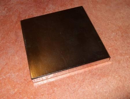 100x100x10 mm. Neodímium téglatest mágnes N42