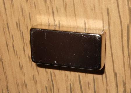 20x10x5 mm N42 Neodym téglatest mágnes