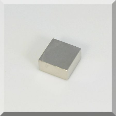 25x25x13 mm. N40 Téglatest mágnes