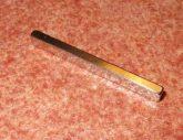 30x3x2 mm. N38SH Téglatest Neodym mágnes Speciális.