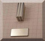 42x20x3 mm. N35H Neodym téglatest mágnes