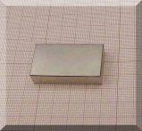 46x30x10 N40 Hasáb alakú NdFeB mágnes
