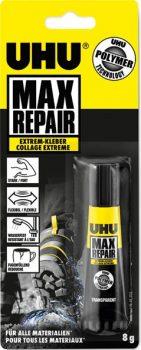 UHU MAX Repair Polymer ragasztó 8g.