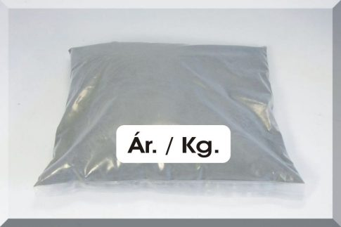 Vaspor 1000 mikronos nagy kiszerelés. Ár/kg.
