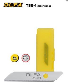 OLfa Riccelő penge TSB-1 (A TS-1 késhez)