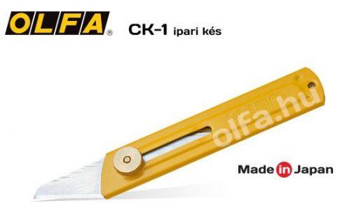 OLFA CK-1 - Ipari kés / sniccer