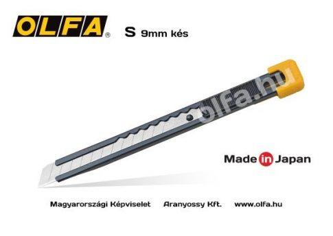 Olfa-S 9mm. Sniccer
