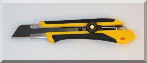 OLFA XH-1 es ipari kés 25 mm.-es