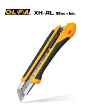 OLFA XH-AL es ipari kés 25 mm.-es