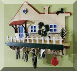 TÉD-Barkács csomag.-02.0 ( Házikó 2.0 version) kulcstartó mágnesekkel.